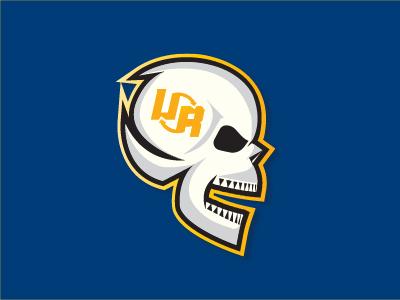 Washington Island Ultra Relay Skull Logo