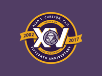 President's Anniversary Badge