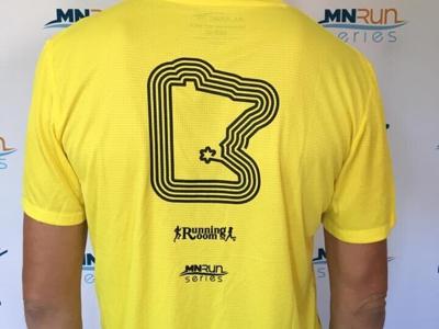 MNRUN Relay shirt