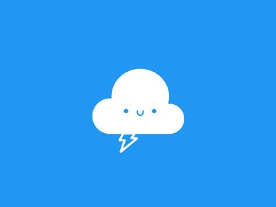 Happy Cloud cloud happy