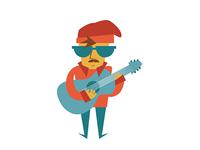 Meet Phil (He's a Musician)