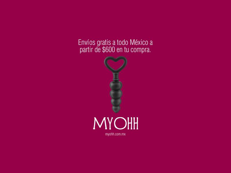 Graphic Design for MyOhh branding shop sex erotic content advertising design graphicdesign art digital