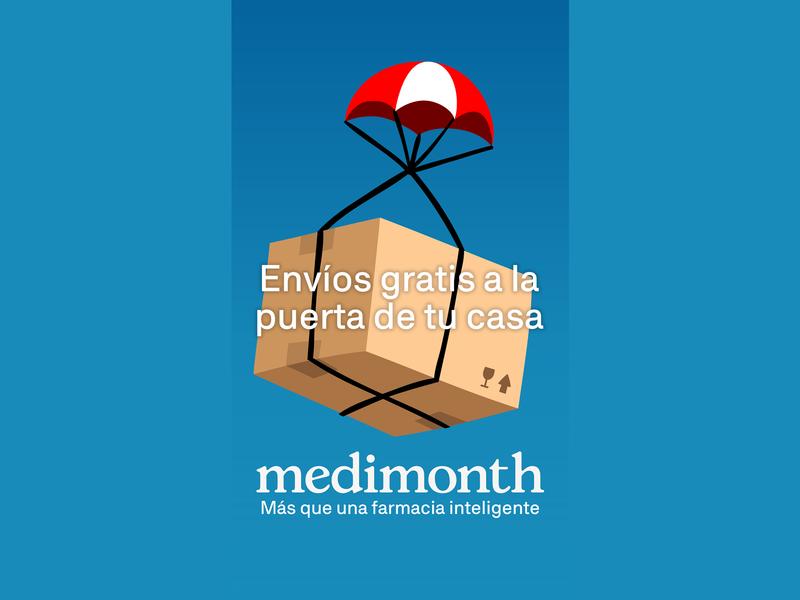 medimonth envíos delivery media social branding content advertising design graphicdesign illustration digital