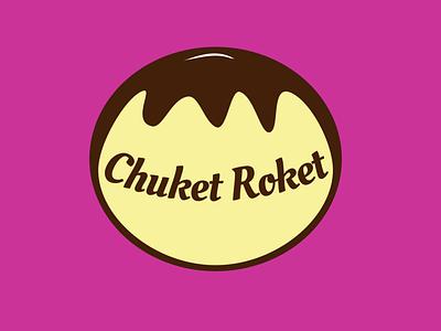 Chuket Roket design brand branding advertising digital art graphicdesign logo vector