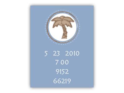 """Lost"" Finale Party Invitation illustration handmade card vector illustrator design invitation"