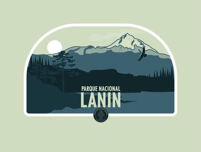 Redesign of national park logos. national park vector logo design nature illustration nature illustration