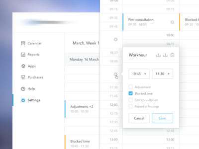 Manage Your Workhours