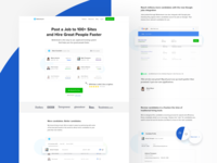 Betterteam Landing Page