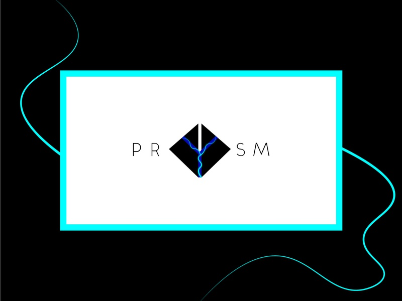 Prysm logo concept 2