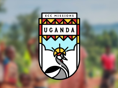ECC Missions - Uganda Badge