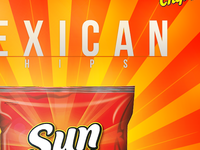 Sun Chips - MEXICAN chips