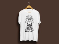 Halloween Ghost King T Shirt graphic design design art evil tshirt store style apparel tshirt shop tshirt printing shirts clothing tees hoodies tshirt design fashion tshirt tshirts