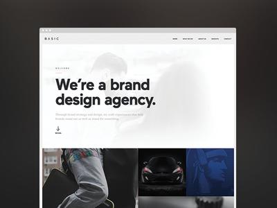 Basic Site
