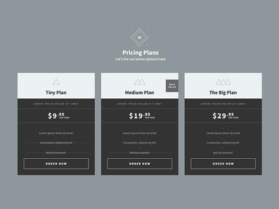 ResumeDojo Theme - Pricing Plans