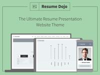 ResumeDojo HTML/CSS Theme