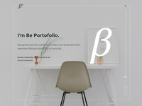 BePortfolio WordPress Theme