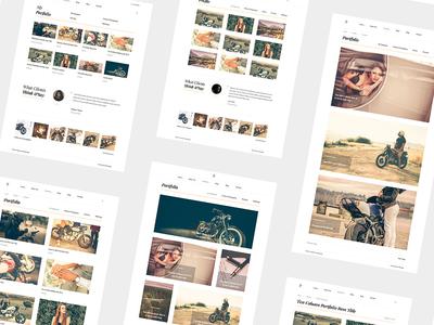 P Dojo - Photography WordPress Theme