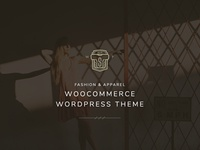 TS - Fashion & Apparel WooCommerce WordPress Theme