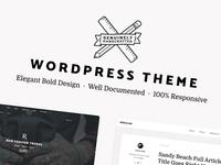 Regular - WordPress Version