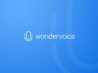 Wondervoice Logo