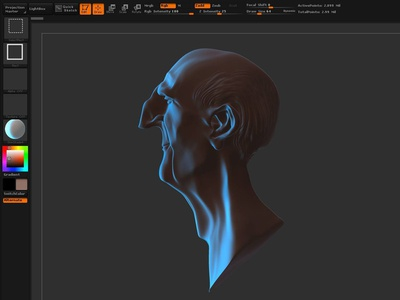 WIP 3D 3d work in progress wip process zbrush sculpting character design