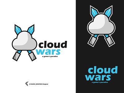 CLOUDWARS minimal logos logodesigner awesomelogo logoawesome graphicdesigner graphicdesign logooftheday logodesign logotype logo