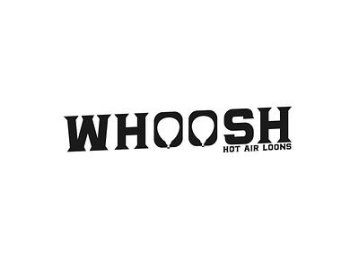 Whoosh Hot air Baloons flatlogo logoawesome awesomelogo logodesigner graphicdesigner graphicdesign logotype logooftheday logodesign logo