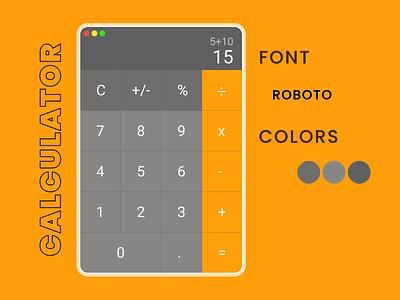 mac os calculator calculator ui calculator challenge form design branding illustration ui homepage website 004 design figma dailyui