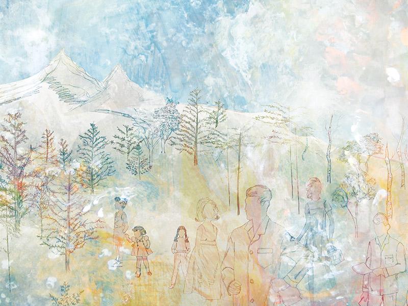 Emerald Hymns artwork album