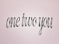 one two you