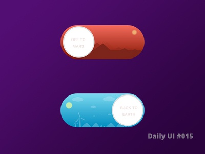 Dailyui15 adobe adobexd uxdesigner uidesign ux onoff switch dailyui ui dailyui15
