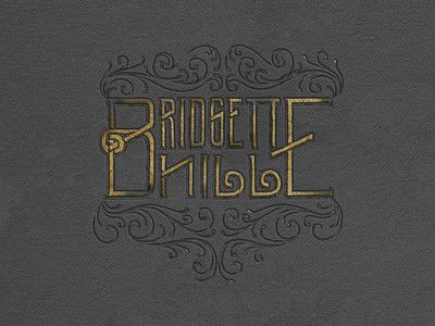 Branding for Bridgette Hill
