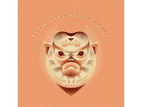 Geometric Monkey Design