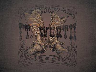ZOT1829 Walking boots southwest