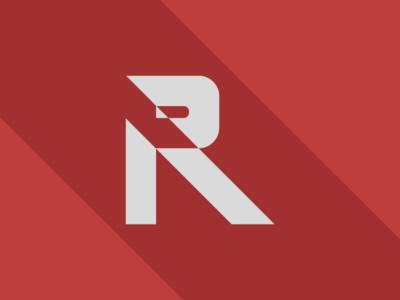 Lettre R - typographie