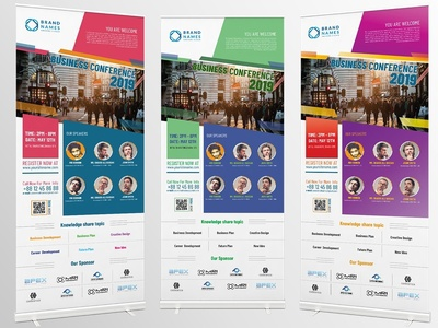 Conference Rollup Banner