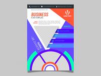 Business Multipurpose Flyer