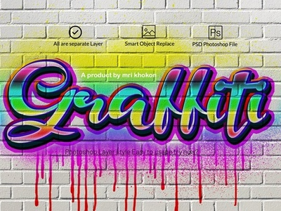Graffiti Words Designs Themes Templates And Downloadable Graphic Elements On Dribbble