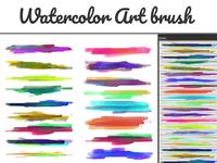 Illustrator Watercolor Art Brush