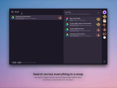 Clew 1.0 desktop app darkmode