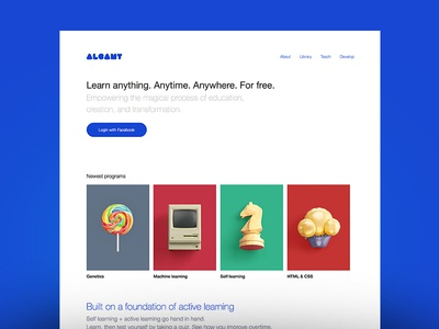 Alcamy app resources learning education