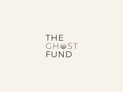 The Ghost Fund logo brand