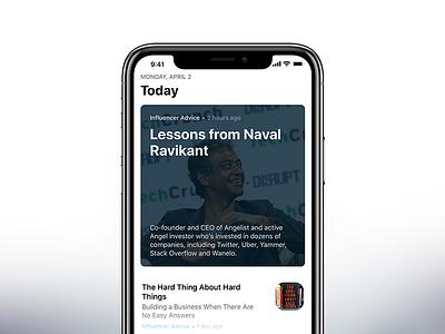 Dip by Alcamy education app