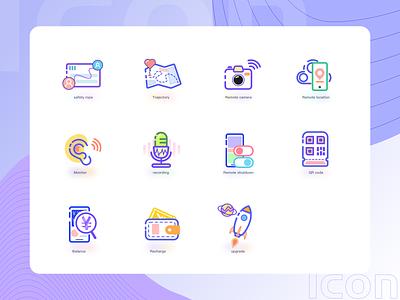 icons Design illustrator app icon art minimal illustration ui design