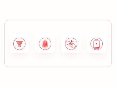 icon Design minimal illustration app icon ui design
