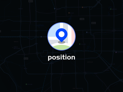 logo_posiition app branding logo icon art illustration ui design