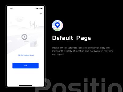 default psge app branding animation