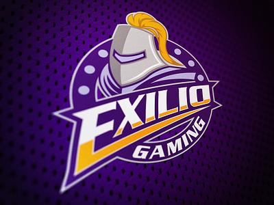 Exilio Gaming Logo gaming logo esports