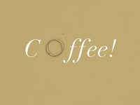 Coffee | Typographical Project