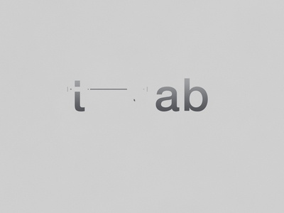 Tab | Typographical Poster